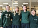 Four Ursuline Students Receive Excellent and Superior Ratings at Ohio Music Education Association's District Solo and Ensemble Competition