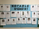 Ursuline English I Students Research and Write About Notable Women