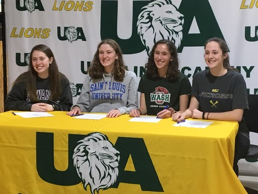 Four More Seniors Commit