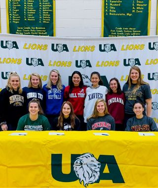 Students Commit to Play at the Collegiate Level